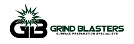 Grindblasters logo