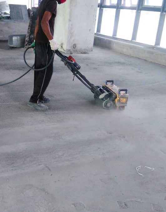 Floor Levelling services